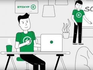 Анимационный видеоролик  EpikurTeam