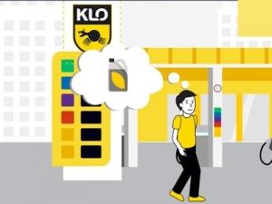 Анимационный видеоролик о программе лояльности АЗС КЛО