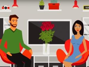 Графический видеоролик Этуаль Флора